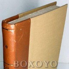 Libros antiguos: ALBUM LITERARIO ESPAÑOL. P. MELLADO. 1846. Lote 288172238