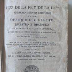 Libros antiguos: 1788 - SEMANARIO ERUDITO ANTONIO VALLADARES DE SOTOMAYOR – BLAS ROMAN - TOMO XII - MADRID. Lote 288337103