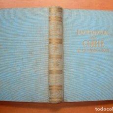 Libros antiguos: ENCICLOPEDIA DE CORTE Y CONFECCION / ANA MARÍA CALERA. Lote 288360953