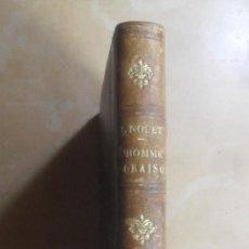 Libros antiguos: L' HOMME D' ORAISON - P. JACQUES NOUET - ED. JACQUES LECOFFRE - 1866 * EN FRANCES. Lote 288539203