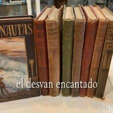 Libros antiguos: COLECCION ARALUCE. LOTE DE 9 LIBROS MUY ANTIGUOS. CLÁSICOS DE LITERATURA. Lote 288548928