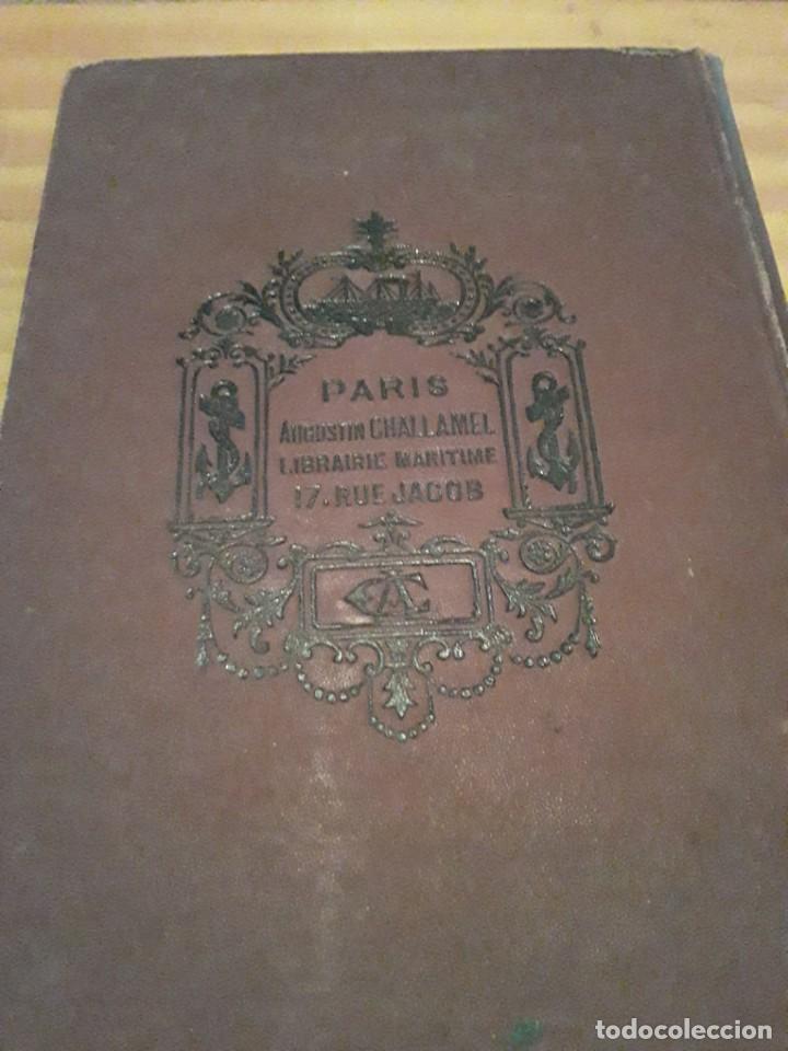 Libros antiguos: COURS DE MACHINES A VAPEUR.ABRAHAM,CH.BORD.EDIT.AGUSTIN CHALLAMEL.1899.448 PAGINAS. - Foto 2 - 288858628
