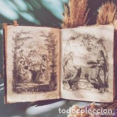 Libros antiguos: PRECIOSO LIBRO DE RECOPILACIÓN DE JOURNAL POUR TOUS DEL 1858 ANTIQUE UNIQUE. Lote 288946073