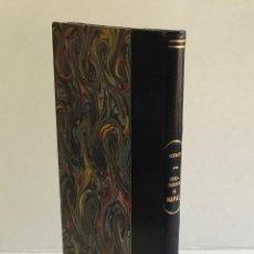 Libros antiguos: CONSTRUCCION DE MAPAS. - HERIZ, ENRIQUE. 1882. Lote 123200455