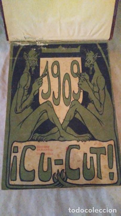 CALENDARI BLOCH ¡CU-CUT! ANY 1909. COMPLETO. (Libros Antiguos, Raros y Curiosos - Historia - Otros)