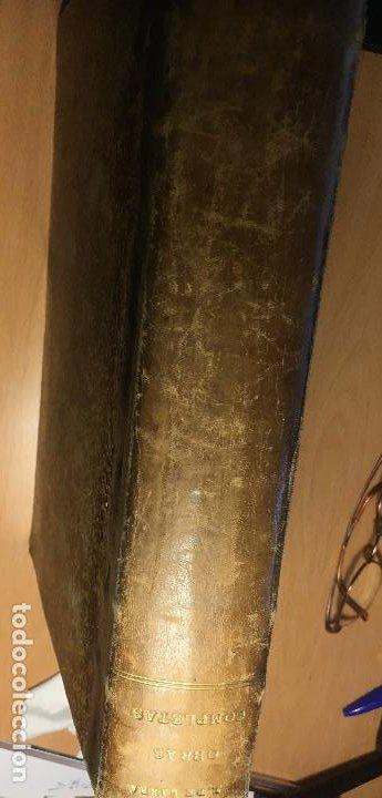 Libros antiguos: OBRAS COMPLETAS DE D. MARIANO JOSE DE LARRA- 1886 - Foto 2 - 289895398
