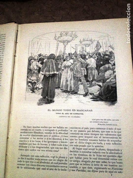 Libros antiguos: OBRAS COMPLETAS DE D. MARIANO JOSE DE LARRA- 1886 - Foto 4 - 289895398