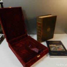 Libros antiguos: FACSIMIL EL DECAMERON DE BOCCACCIO, C 1445, ED SCRIPTORIUM - CON LIBRO ESTUDIOS PRECINTADO Y ESTUCHE. Lote 292087028