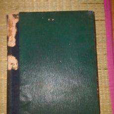 Libros antiguos: MANUAL PRACTICO ALIMENTACIÓN RACIONAL CRUDIVORA, DR.JOSE CASTRO, AÑOS 1900. Lote 292358373