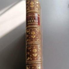 Libros antiguos: AÑO 1875 LA FEMME STUDIEUSE, L'ÉVEQUE D'ORLÉANS. Lote 293353818