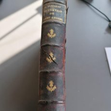 Libros antiguos: AÑO 1874 LA TENTATION DE SAINT ANTOINE, GUSTAVE FLAUBERT. Lote 293354833