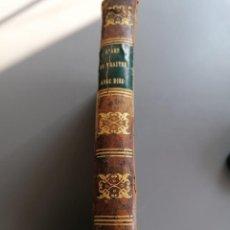 Libros antiguos: AÑO 1841 L'ART DE TRAITER AVEC DIEU, UNUM NECESSARIUM. Lote 293356578