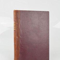 Libros antiguos: CUESTIONES DE DERECHO MERCANTIL MARÍTIMO, 1933, FRANCISCO HERNANDEZ BORONDO, MADRID. 21X15CM. Lote 293563108