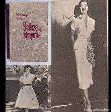 Libri antichi: BELLEZA Y SIMPATÍA - ELEANORE KING - MANUAL PARA RESULTAR ATRACTIVA - FEMINISMO - MAQUILLAJE. Lote 293718648