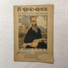 Libros antiguos: VALLE-INCLÁN. MI HERMANA ANTONIA. EL CUENTO GALANTE. AÑO I. MADRID, 17 DE ABRIL DE 1913. Nº 2.. Lote 293795723