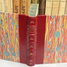 Libros antiguos: AÑO 1847 - TRATADO COMPLETO Y PRÁCTICO DE CONFITERÍA Y PASTELERÍA POR C.P. Y. A. 1ª EDICIÓN. Lote 293802423