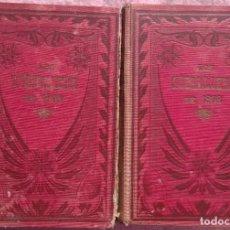 Libros antiguos: LOS GUERRILLEROS DE 1808 – E. RODRÍGUEZ SOLÍS. 2 TOMOS (ENCICLOPEDIA DEMOCRÁTICA, 1895) /// ESPAÑA. Lote 294376968