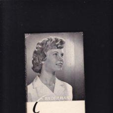 Libros antiguos: A. BIEDERMANN - ENCUENTROS - MEDITACIONES PARA JOVENES - EDITORIAL CASULLERAS 1963 / ILUSTRADO. Lote 294841888