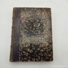 Libros antiguos: GRAMATICA GRIEGA. ARREGLADA PARA EL USO DE LAS ESCUELAS. 1847. IMPRENTA DE FOMENTO. 326 PAGS.. Lote 294969268