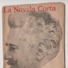 Libros antiguos: INTELECTO Y BELLEZA - POMPEYO GENER - LA NOVELA CORTA Nº 36 - SEPTIEMBRE 1916. Lote 294991788