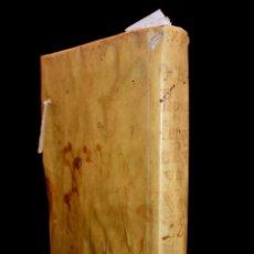 Libros antiguos: 8 PAPELES...UNOS EN PROSA Y OTROS EN VERSO - AUTOR DESCONOCIDO - SIGLO XVIII. Lote 295301753