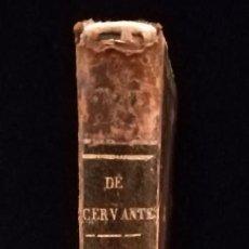 Libros antiguos: GALATEA.. MIGUEL DE CERVANTES .LIBRO PRIMERO. PERPIÑAN 1817. Lote 295389708