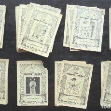 Libros antiguos: LOT 56 BIBLIOTECA L'EIXERIT. EDITORIAL VILAMALA. Lote 295452523