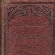 Libros antiguos: MIQUEL DE PALOL -- CAMI DE LA LLUM -- EDITAT AL 1909. Lote 295734303