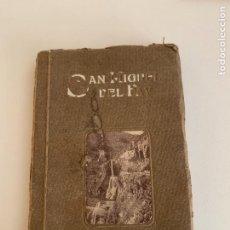 Libros antiguos: DE BARCELONA A SAN MIGUEL DEL FAY - LUIS BADÓ Y POSAS. Lote 297055728