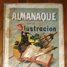 Libros antiguos: ALMANAQUE DE LA ILUSTRACIÓN PARA EL AÑO DE 1886. AÑO XIII / ESCRITO POR LOS SEÑORES ANGOLOTI (D. JOA. Lote 297082213