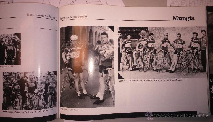 Libros: Libro Instantes de un pueblo Mungia recopilación de fotografía histórica - Foto 3 - 78076845