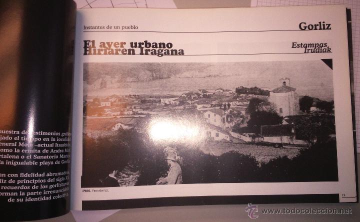 Libros: Libro Instantes de un pueblo Gorliz recopilación de fotografía histórica - Foto 2 - 48446078