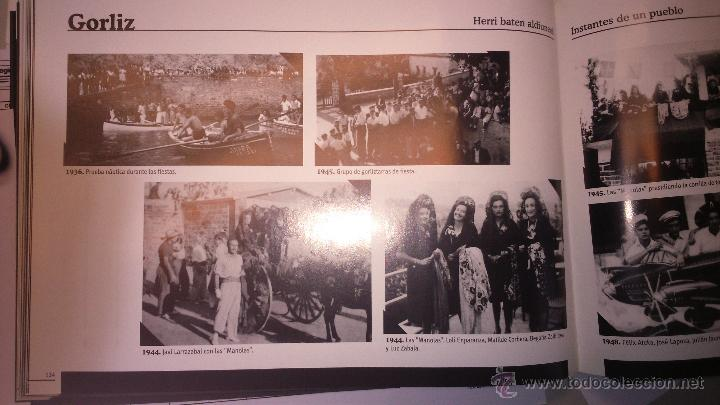 Libros: Libro Instantes de un pueblo Gorliz recopilación de fotografía histórica - Foto 3 - 48446078