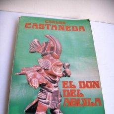 Libros: EL DON DEL AGUILA. Lote 97649955