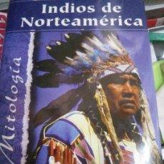 Libros: INDIOS DE NORTEAMERICA , LEWIS SPENCE . Lote 100043231