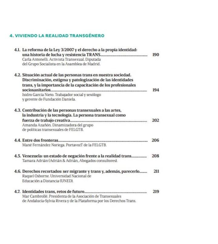 Libros: 'TRANS. DIVERSIDAD DE IDENTIDADES Y ROLES DE GÉNERO'. MADRID, (2017), SIN USO, IMPECABLE, AGOTADO - Foto 5 - 105968075