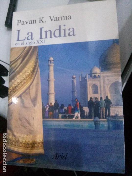 LA INDIA EN EL SIGLO XXI, PAVAN K. VARMA. (Libros Nuevos - Humanidades - Antropología)