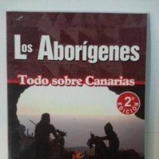 Libros: LOS ABORIGENES DE JUAN FRANCISCO NAVARRO MEDEROS. Lote 121855031