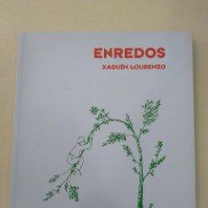 Libros: ENREDOS DE XAQUÍN LOURENZO MUSEO DO POBO GALEGO A NOSA TERRA 9788496203372. Lote 124018499