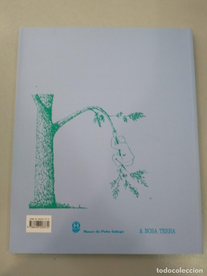 Libros: Enredos de Xaquín Lourenzo Museo do Pobo Galego A Nosa Terra 9788496203372 - Foto 2 - 124018499