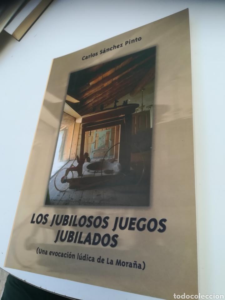 LOS JUBILOSO JUEGOS JUBILADOS, UNA EVOCACIÓN LÚDICA DE LA MORAÑA, ÁVILA (Libros Nuevos - Humanidades - Antropología)