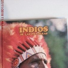 Libros: INDIOS DE LAS PRADERAS - ED. ESPASA-CALPE S.A.. Lote 141825638