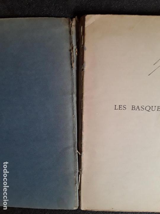 Libros: Reicher. Les Basques. Su pasado, su mística, su literatura. Buen ensayo. - Foto 3 - 144315514