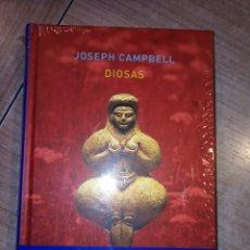 Libros: DIOSAS - JOSEPH CAMPBELL ATALANTA. Lote 146075102
