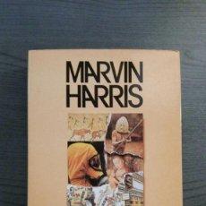 Libros: MARVIN HARRIS NUESTRA ESPECIE. Lote 148685982