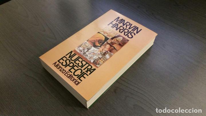 Libros: Marvin Harris Nuestra Especie - Foto 2 - 148685982
