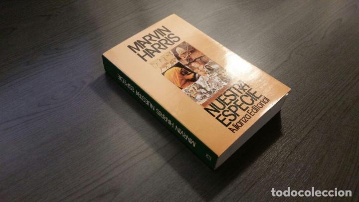 Libros: Marvin Harris Nuestra Especie - Foto 7 - 148685982