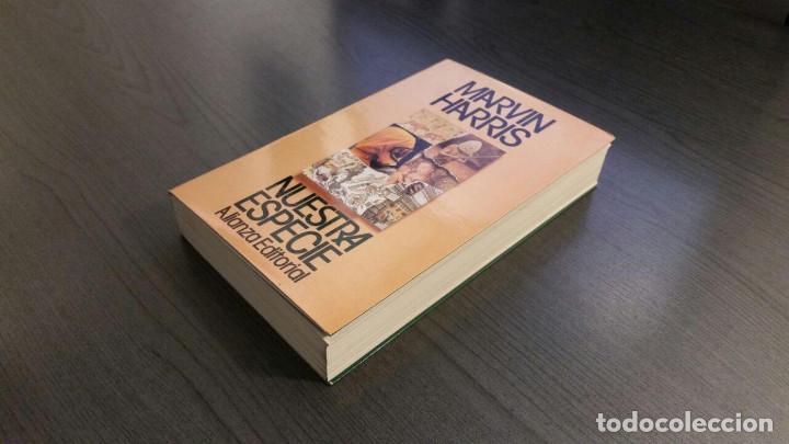 Libros: Marvin Harris Nuestra Especie - Foto 8 - 148685982