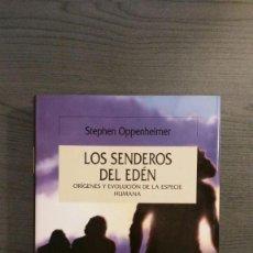 Libros: LOS SENDEROS DEL EDÉN. Lote 148856026