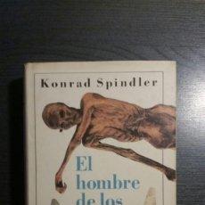 Libros: EL HOMBRE DE LOS HIELOS. Lote 148991078